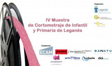 Arranca la IV Muestra de Cortometraje Infantil y Juvenil de Leganés